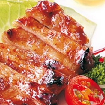 Korean Pork Chop