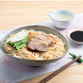 Chinese Yam Noodles with Duck and Vinegar 2