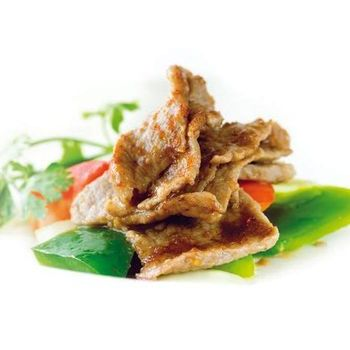Stir-Fried Beef with Sa Cha Sauce