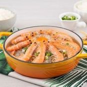 Shrimp with Vermicelli Casserole
