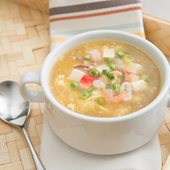 Recipe Seafood and Tofu Soup S