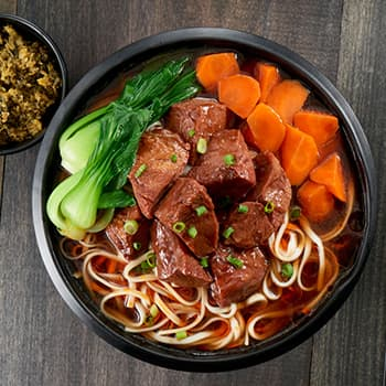 Recipe Sichuan Style Beef Noodles S